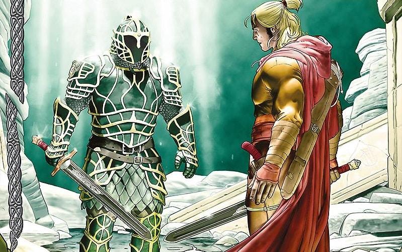 Dragonero #54 – Uccisori di draghi (Vietti, Crosa)