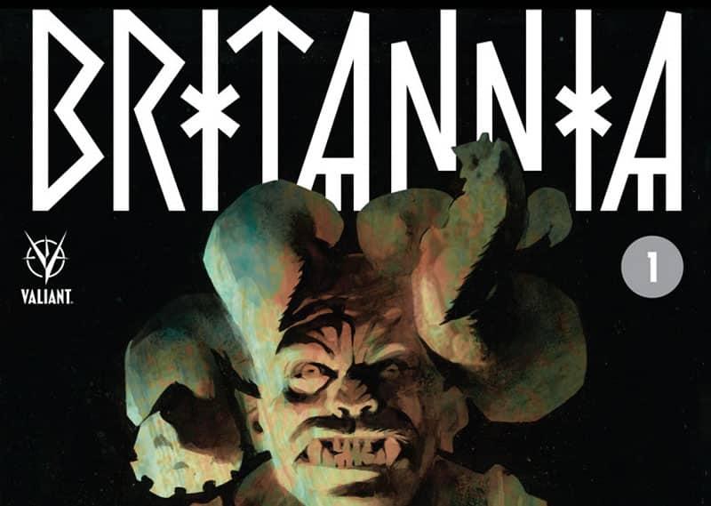 Britannia (Peter Milligan, Juan Josè Rip)