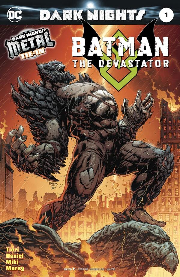 Batman - The Devastator