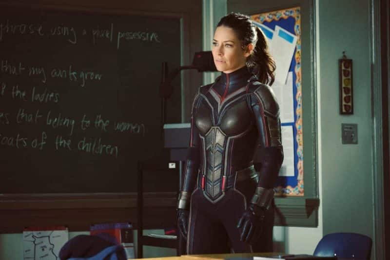 Evangeline Lilly parla di Ant-Man and The Wasp
