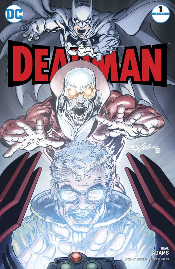 Deadman-by-Neal-Adams-1_First Issue