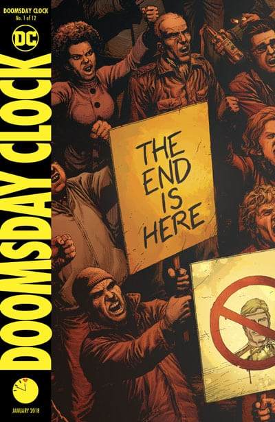First Issue Presenta: Doomsday Clock #1 (di 12)_First Issue Recensioni