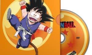 Dragon Ball primo dvd -home