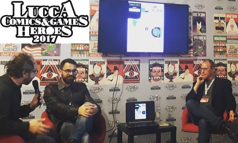 Lucca Comics 2017: Costantini, Rizzo e il graphic journalism