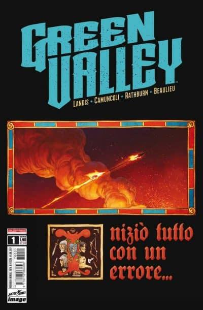 Green Valley: Saldapress pubblica la serie di Landis e Camuncoli