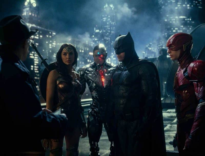 Justice League: debutto al Box Office USA sotto le aspettative?