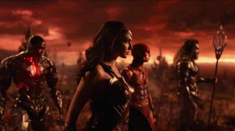 Il passo falso di Justice League e la leadership di Wonder Woman