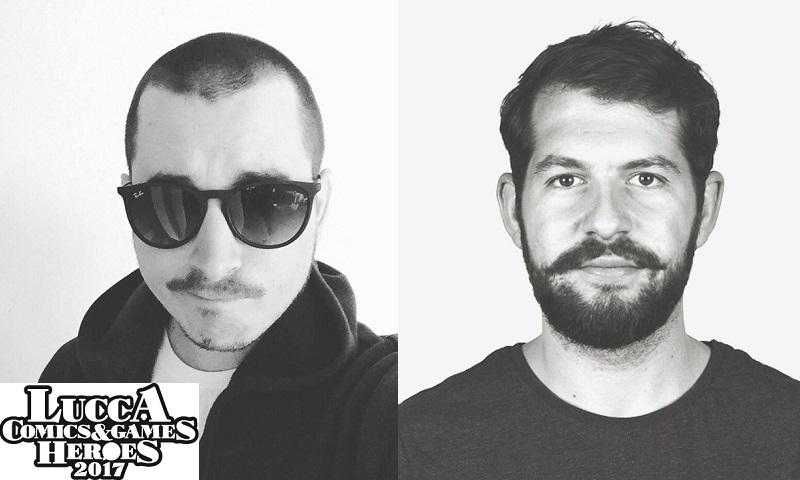 Lucca Comics 2017: intervista a Paliaga e Carlomagno
