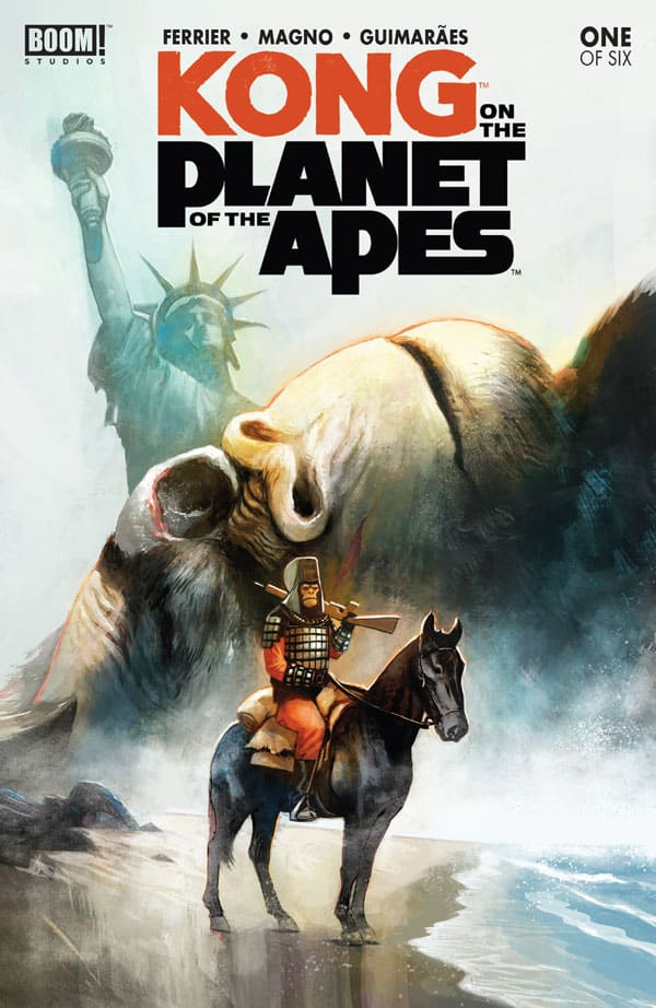 Kong on the Planet of the Apes 1