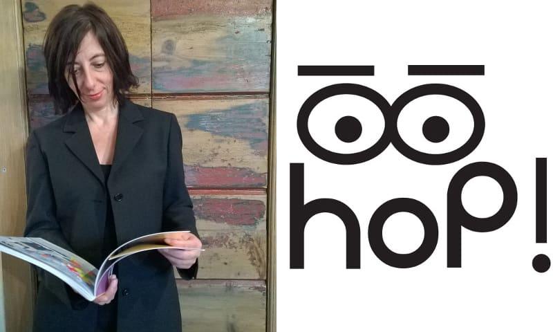 Lorenza Tonani racconta la Hop! edizioni