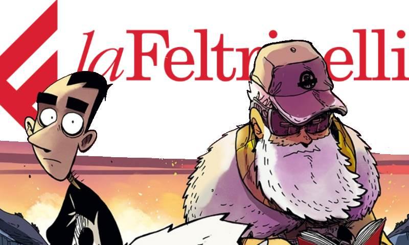 Incontri a fumetti in Feltrinelli, da Zerocalcare a Leo Ortolani