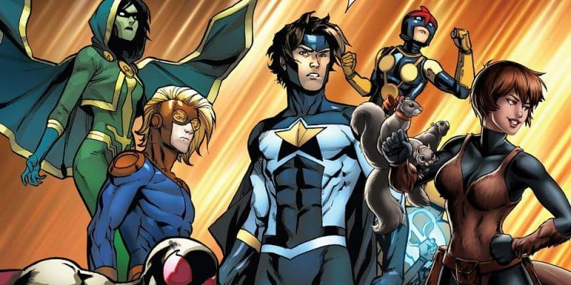 Marvel's New Warriors in cerca di un nuovo network