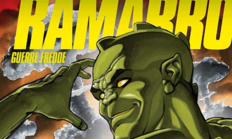 Ramarro: un supereroe masochista dagli anni '80
