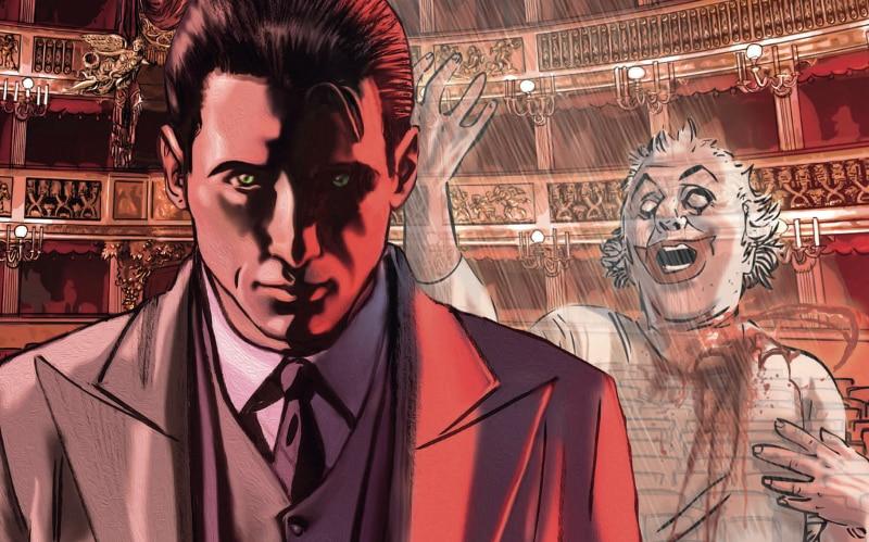 Il commissario Ricciardi: dai romanzi ai fumetti Bonelli