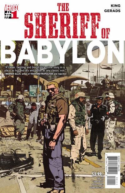 Sheriff of Babylon: l'ombelico del mondo_Recensioni