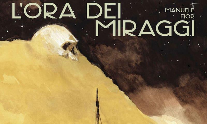 Mostra personale per Manuele Fior a Genova