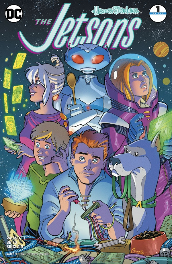 The-Jetsons-1_First Issue