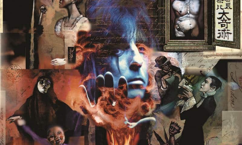 "Da saldaPress: ""The Last Temptation"", quando Gaiman incontrò Alice Cooper"