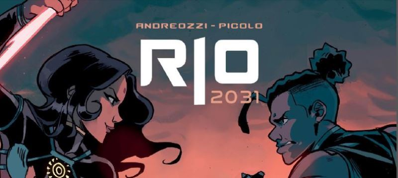 Timed #1-Rio 2031: the time(d) has come