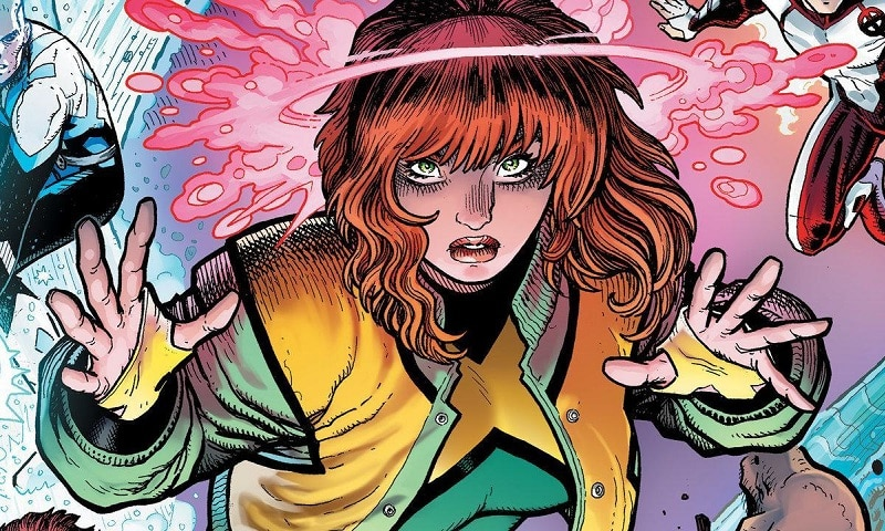 X-Men Blu #1 (Bunn, Molina, Buffagni, Height, Milla)