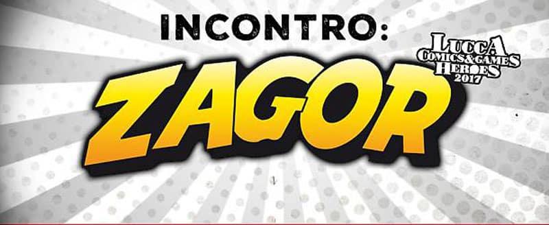Lucca Comics 2018: le novità su Zagor