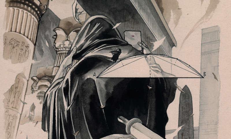 Nuova uscita per Comics&Science: Archimede 2.0
