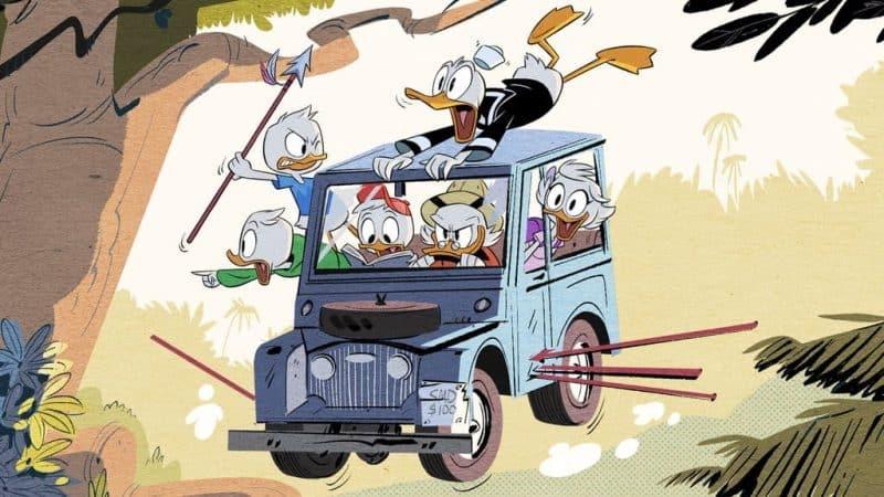 Duck Tales dal 26 novembre su Disney Channel – La sigla italiana