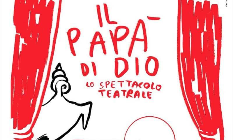 Il papà di Dio di maicol&mirco a teatro a Sansepolcro (AR)