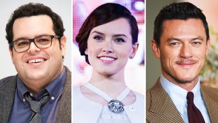"Daisy Ridley, Josh Gad e Luke Evans in ""Super-Normal"" per Netflix"