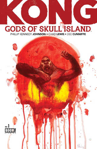 king-gods-skull-island_First Issue