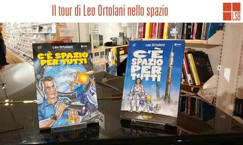 Leo Ortolani: una laurea in scienze aereospaziali