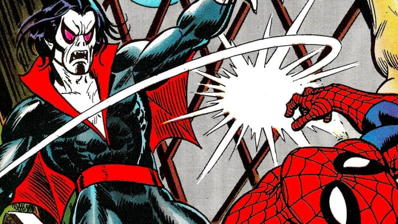 Morbius: Sony mette in cantiere spin-off su villain Marvel