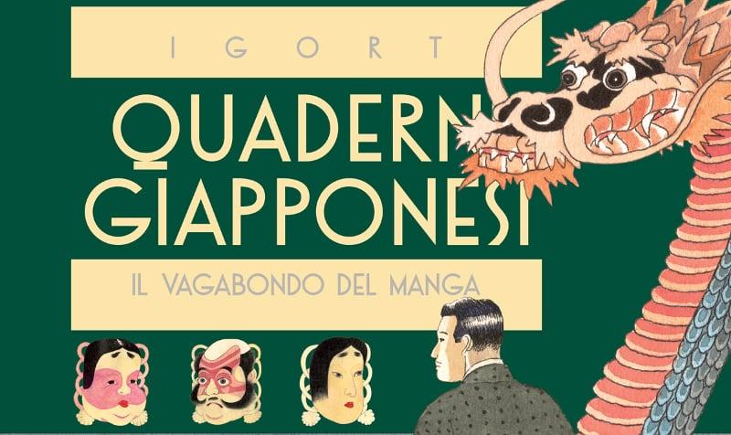 Il nuovo volume di Quaderni Giapponesi di Igort
