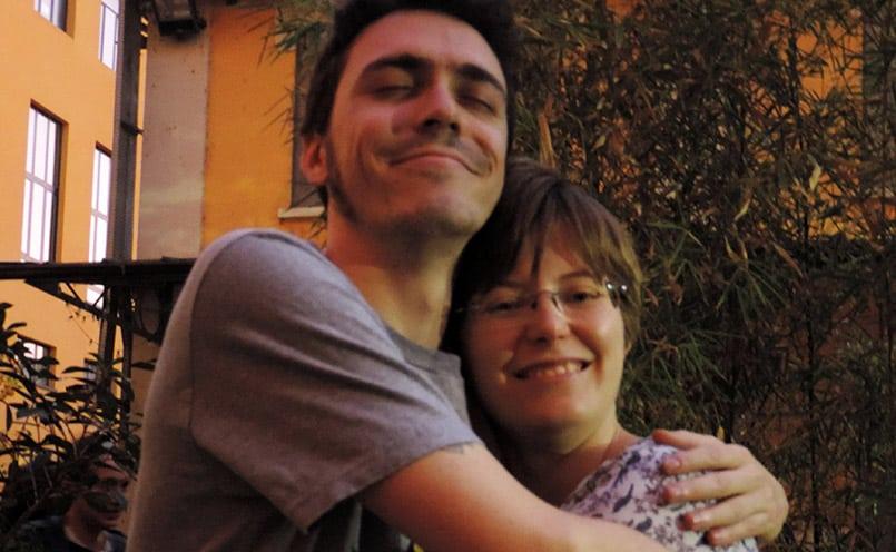 """Intervista a(b)braccio a Tommaso """"Spugna"""" Di Spigna"""