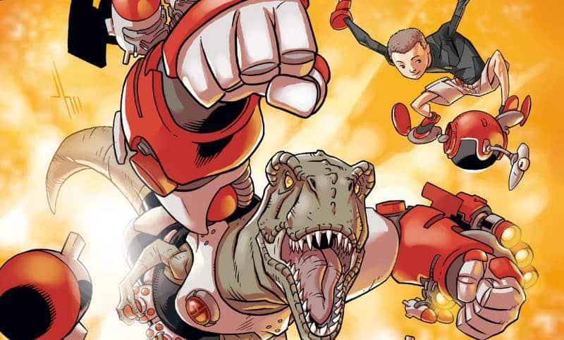 Super Dinosaur #1 (Robert Kirkman, Jason Howard)