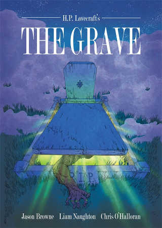 the-grave-browne-naughton-lovecraft_First Issue