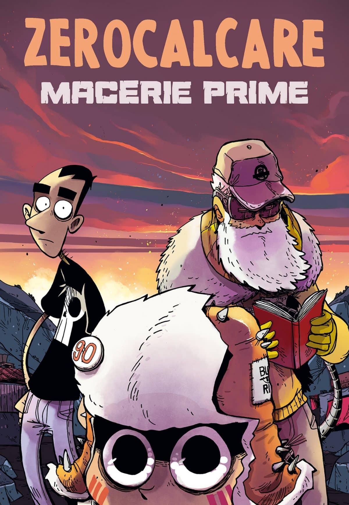 """Zerocalcare in tour con il nuovo libro """"Macerie Prime"""""""
