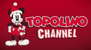 Disney Topolino Pop Up Channel dal 25 al 31 Dicembre