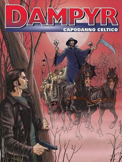 Dampyr #213 (Venanzetti, Genzianella)