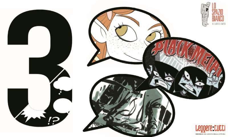 """3 – Il meglio del fumetto: Parke, """"Il re delle fate"""", """"Black Metal"""""""
