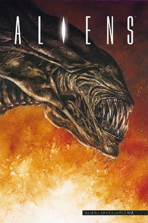 Aliens #8: gli xenomorfi come Angeli della Distruzione