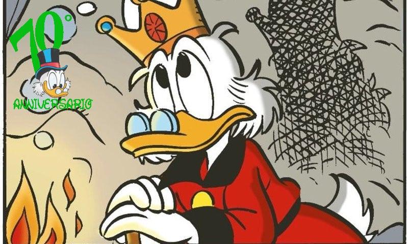 Anteprima: Zio Paperone e la corona dei desideri