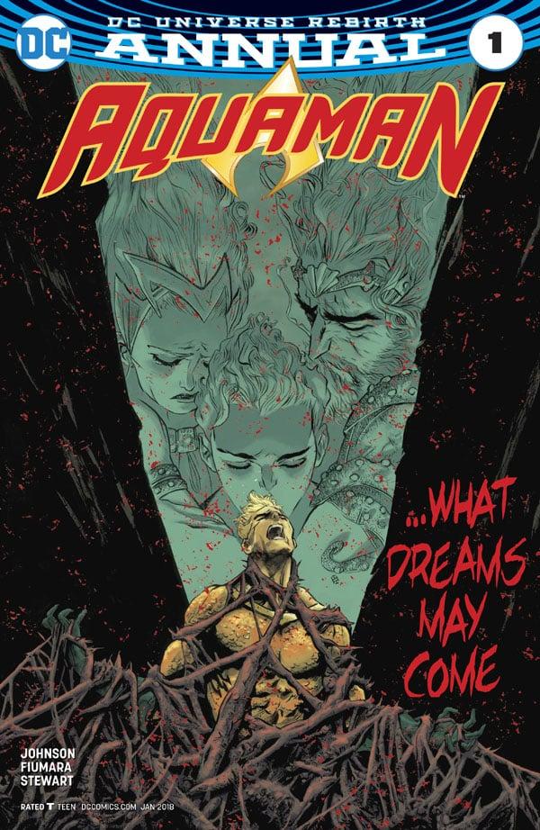 Aquaman Annual - Crownspire 1