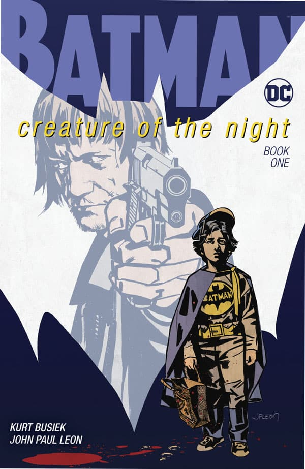 First Issue #14 - Batman Creature of the night_First Issue