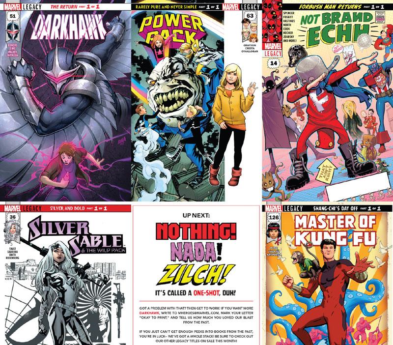 First Issue Presenta #6: scegli la tua serie Marvel!