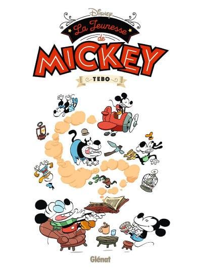 Le tall tales di Topolino: La gioventù di Mickey
