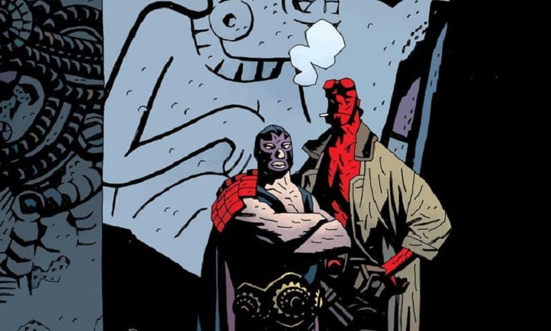 I cinque mesi perduti di Hellboy in Messico