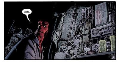 I cinque mesi perduti di Hellboy in Messico_Recensioni