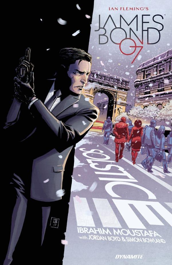 James Bond - Solstice
