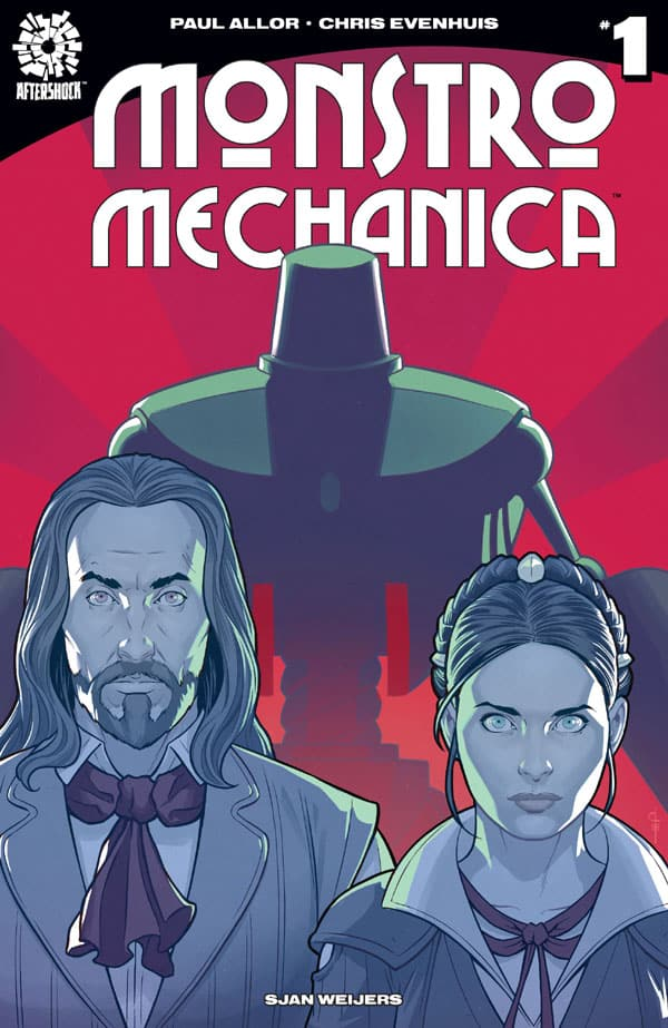 Monstro-Mechanica-1_First Issue